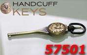 ASP手錠鍵 G1イーグル真鍮