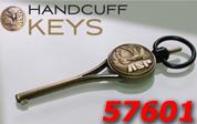 ASP手錠鍵 G2イーグル真鍮