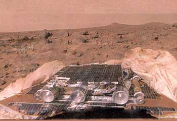 mars rover crash - photo #6