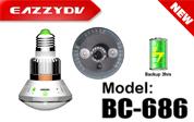 電球型ビデオカメラ BC-686