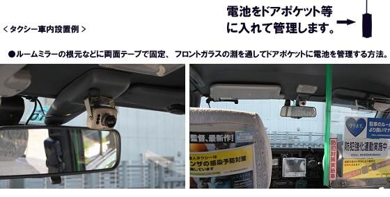 超小型ダミーカメラ