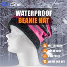 防水通気ビーニー帽 DH352-PINK