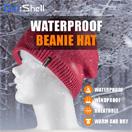 防水通気ビーニー帽 DH372-WR