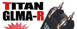 スタンガン TITAN-GLMA-R