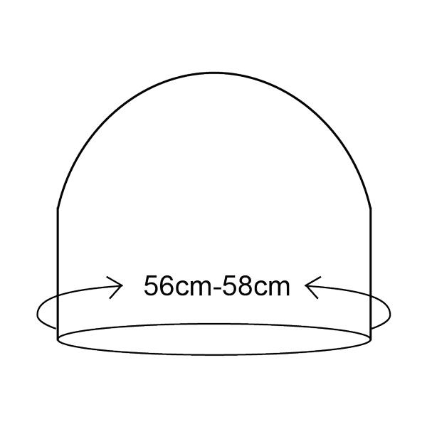 防水通気ビーニー帽 DH382B