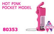 ホットピンクポケット80353