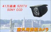 CCD搭載防犯カメラ LP3152E