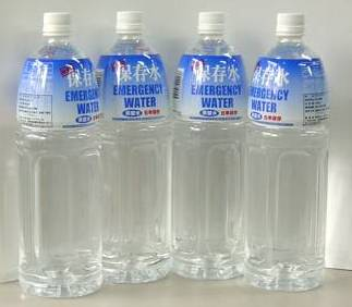 6年保存水 1500ml 8本セット