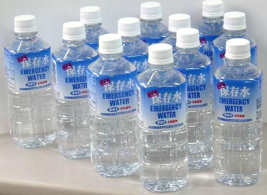 6年保存水 500ml 12本セット