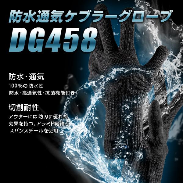 防水通気タフシールド DG458