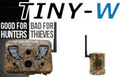 トレイルカメラ TINY-W